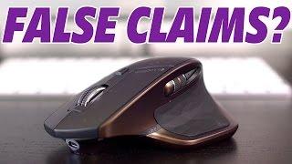 Not Your Ergonomic Mouse   Logitech MX Master Review