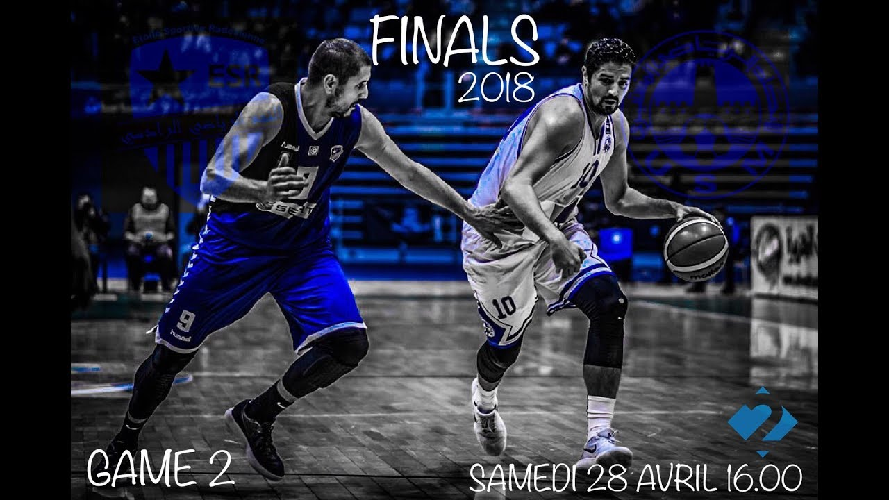 Finale Championnat De Basketball Game 2 Usmo Esr Youtube