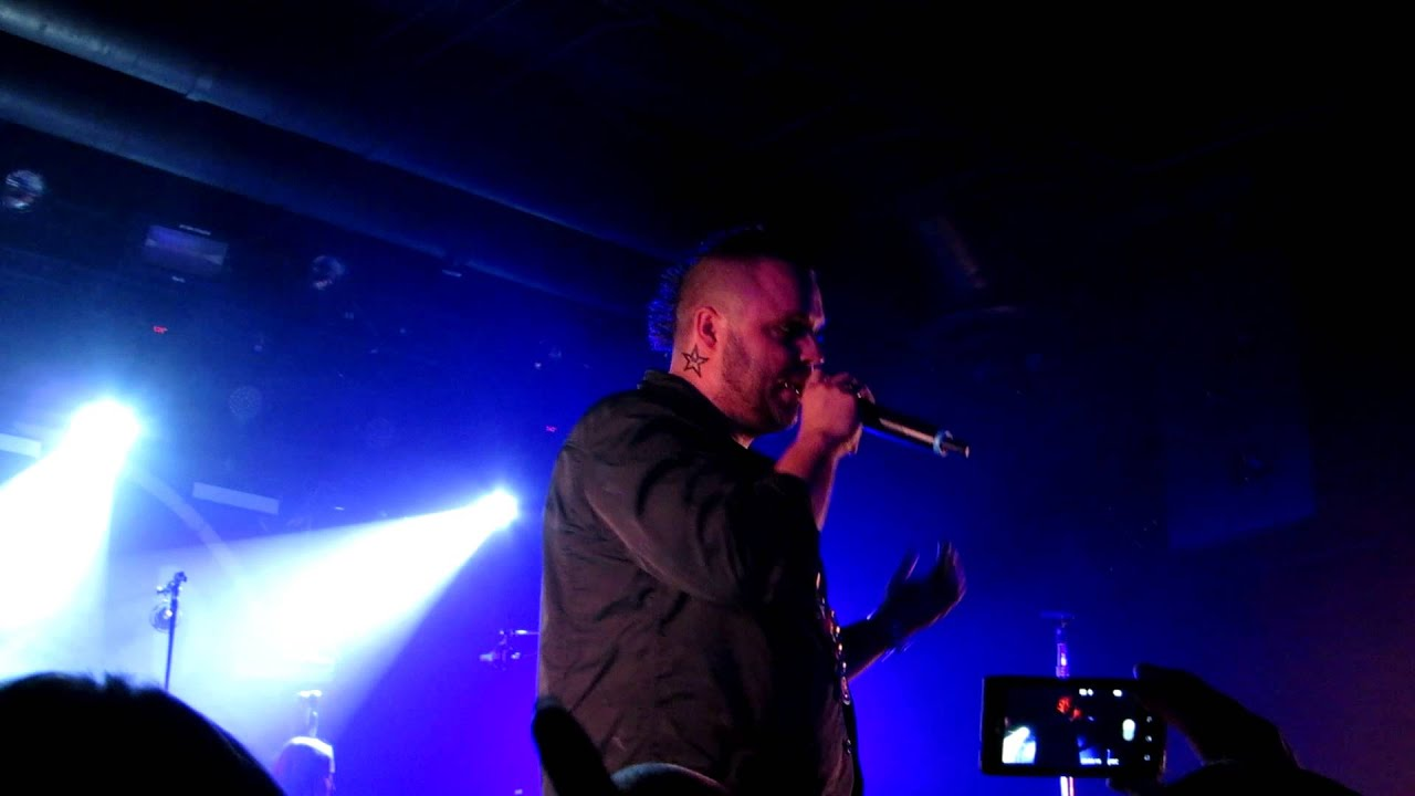Blue october 18th floor balcony live vinyl hard rock for 18th floor balcony cover