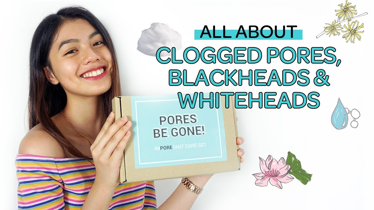 how to shrink enlarged pores all about clogged pores blackheads