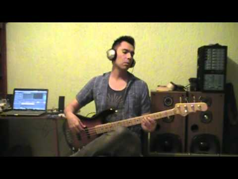 Bass Cover : Elbow - My Very Best