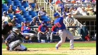 Javier Baez Slow Motion Home Run Baseball Swing Hitting Mechanics MLB Chicago Cubs