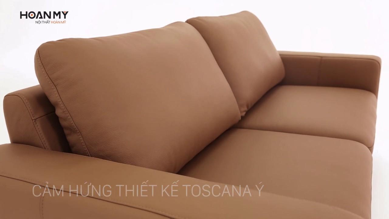 Ghế 2,5 chỗ Hoàn Mỹ – Toscana-223 (1)