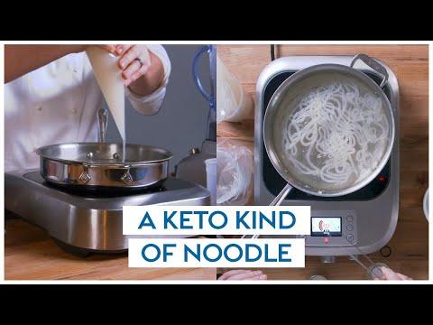 Konjac Gum? A Zero Calorie Noodle That Is More Than Just Keto. WTF - Ep. 133