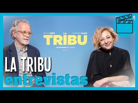 La Tribu: Fernando Colomo y Carmen Machi
