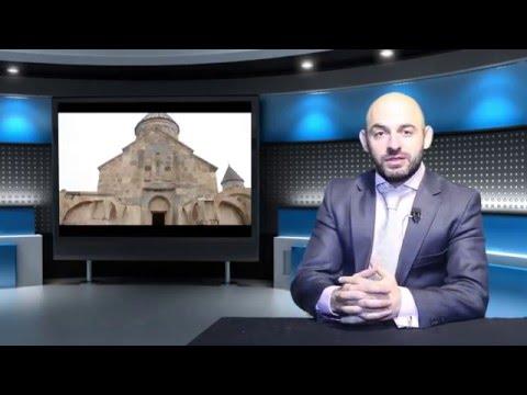 Армения Уникальна! Монастыри Агарцин Гошаванк