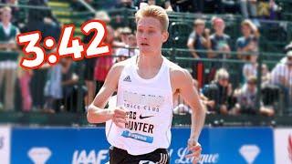Drew Hunter Top Ten All Time High School 1500m
