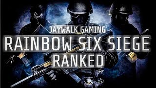 Rainbow Six Siege   PS4 PRO Live Stream   Ranked   !Discord   !Soundboard   READY PLAYER ONE !