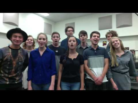 Friendswood HS - No Instruments Re-choir-ed - I Want You Back