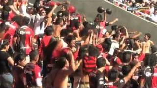 El Color. Clásico Tapatío octubre  2010. Chevas vs. Atlas. Nuevo estadio Chevas.flv