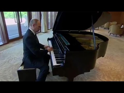 Vladimir Putin's Greatest Hits