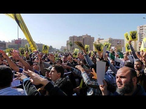 Egypt marks revolution's third anniversary reeling from violence