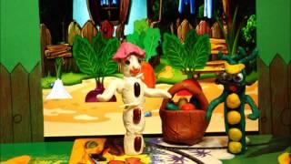 Мультфильм из пластилина своими руками ''Спор овощей'' Покаляева М. В.