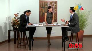Tesis y Antítesis - Programa 64 -  Perspectivas Económicas 2015