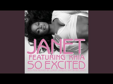 So Excited (Junior Vasquez Club Mix) (feat. Khia)