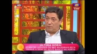 Hernani Carvalho deixa recado ao povo (SIC - 12-02-2015)
