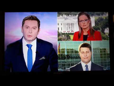 Co piszą media na Świecie o wizycie Donalda Trumpa w Polsce !!!
