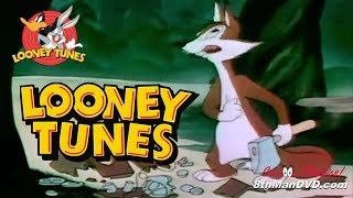 LOONEY TUNES (Looney Toons): Fox Pop (1942) (Remastered) (HD 1080p)