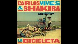La bicicleta, de Carlos Vives con Shakira (con letra)