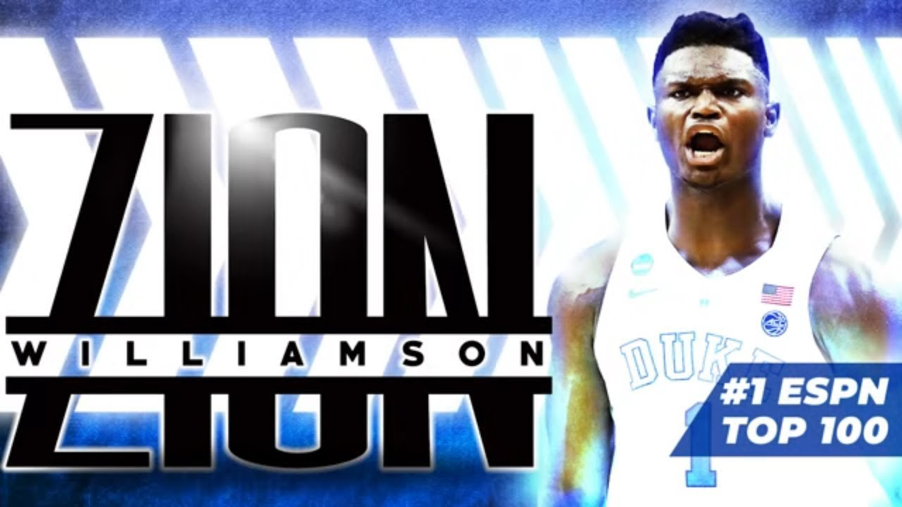 Zion's explosiveness and motor make him an unparalleled prospect | 2019 NBA  Draft Scouting Report