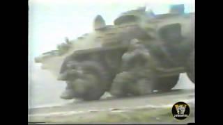 Эксклюзив! СОБР в Грозном (Чечня) 1996г. - 2 часть (бой)