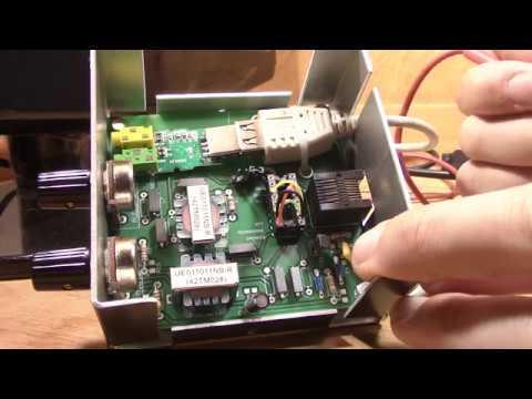 psk/rtty hf digital mode usb interface mfj-1204
