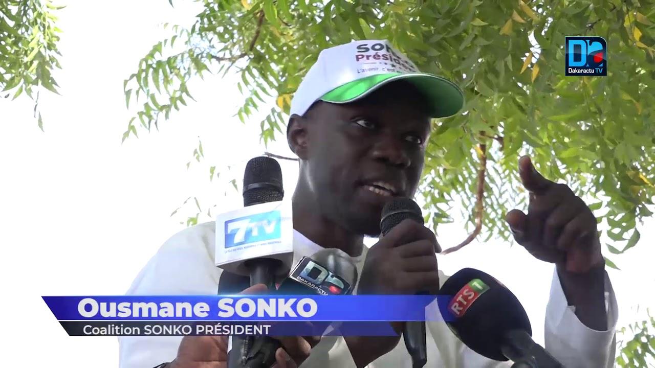 Malem Hodar   Ousmane Sonko poussé par la jeunesse !