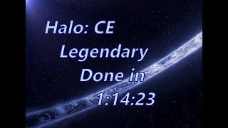 [WR] Halo: CE Legendary Speedrun in 1:14:23