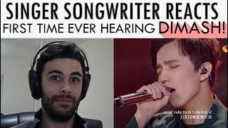 First Time Hearing Dimash (SOS) - Singer Songwriter Reaction