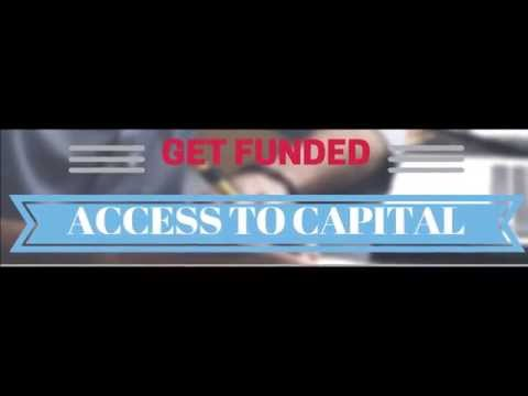 Access to Capital FSBDC 2015