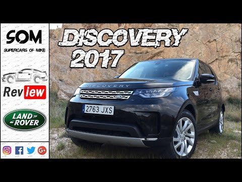 Land Rover Discovery 2017   Review en Español / Prueba / Test   Supercars of Mike