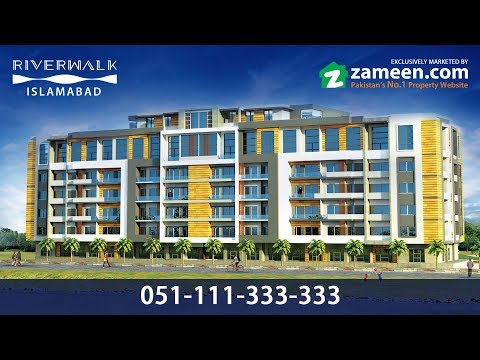 Riverwalk Islamabad - The greatest wave of luxury!