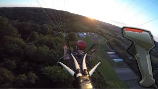 RC Parts Used to Create Aircraft - Sunny Motor Electric Paramotor