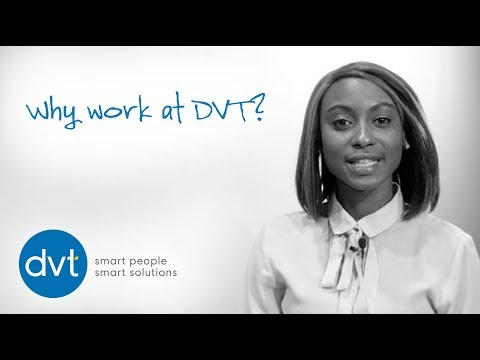 Why work for DVT, Africa's top software development company?