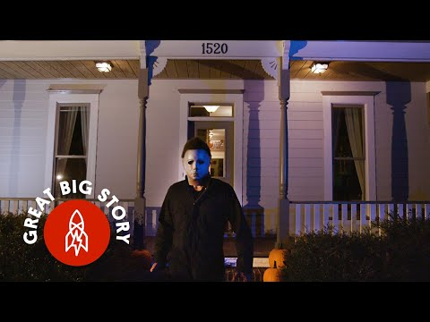 """Living In The House From """"Halloween"""""""