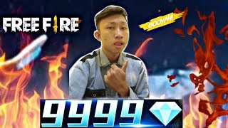 HABISIN DIAMON DEMI INI.. LUCKY OR HOKI? • Free Fire Indonesia