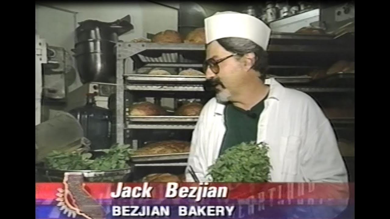 Download Bezian Bakery - California Heartland