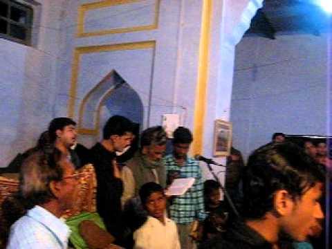 Download Jaunpur 18 Safar 2011  Nauha by Ustad Akhlaq Hussain