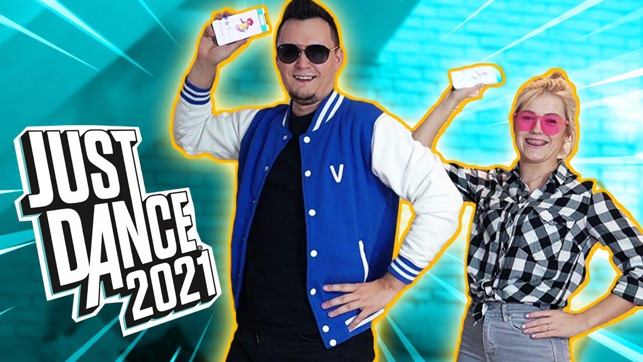 ZNOWU TAŃCZYMY - JUST DANCE 2021 | Vito i Bella