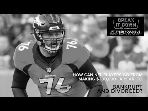 NFL Offensive Tackle Tyler Polumbus Interview