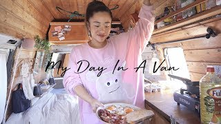 A Day In My Van Life • Why The Simplest Things In Life Bring So Much Joy