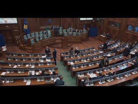 Seanca e Kuvendit (Drejtpërdrejt)