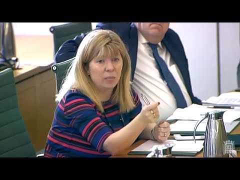 Brexit: Maria Caulfield Questions David Davis 15 Mar 2017