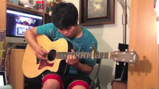 (Sungha Jung) - Phantom of the Opera - fingerstyle guitar cover