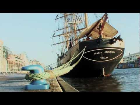 Jeanie Johnston - The Replica Famine Ship