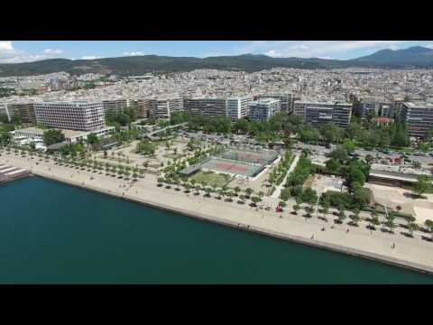 Thessaloniki , Hellas (4K)