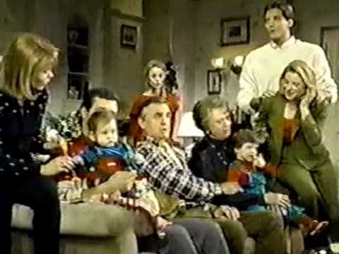 All My Children-1991-Christmas at the Martin's