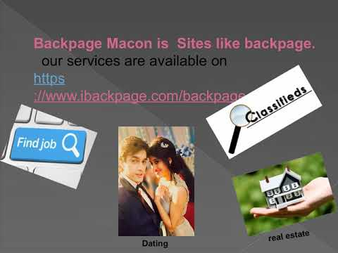 Backpage Macon