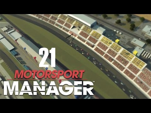 Motorsport Manager - GT Series [21] - Brennender Asphalt in Phoenix [Deutsch/German]
