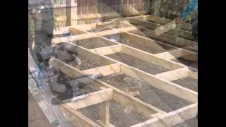 Flo and cora ltd  building wooden  decking